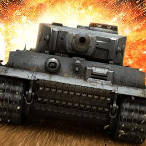 Tanks. Game battles