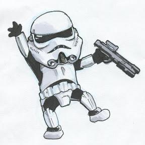 Bert The Stormtrooper