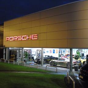 Porsche Centre Newcastle