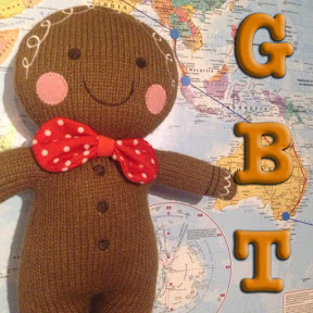 Gingerbread Ted