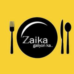 Zaika Galiyon Ka