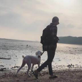 개와 남자