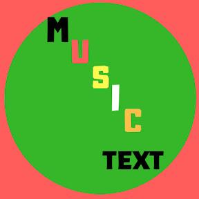 MUSIC TEXT PY