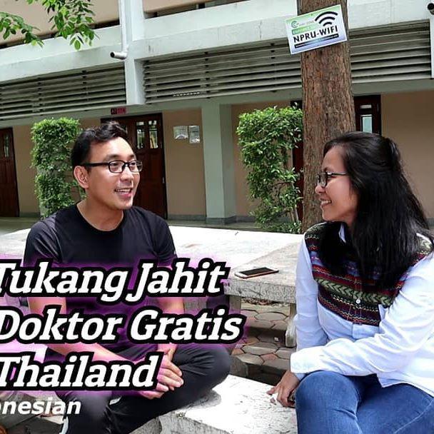 Info beasiswa Thailand dan segala macam ceritanya ada divideo ini guys. Cek di channel saya ya.