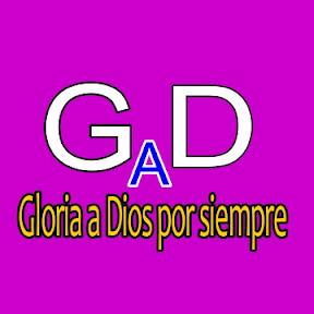 Gloria a Dios Por siempre