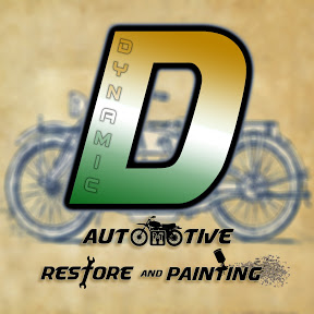 Dynamic Automotive Paintings