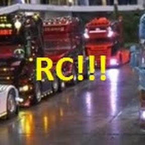 Hungarian RC trucks आरसी ट्रक 2016