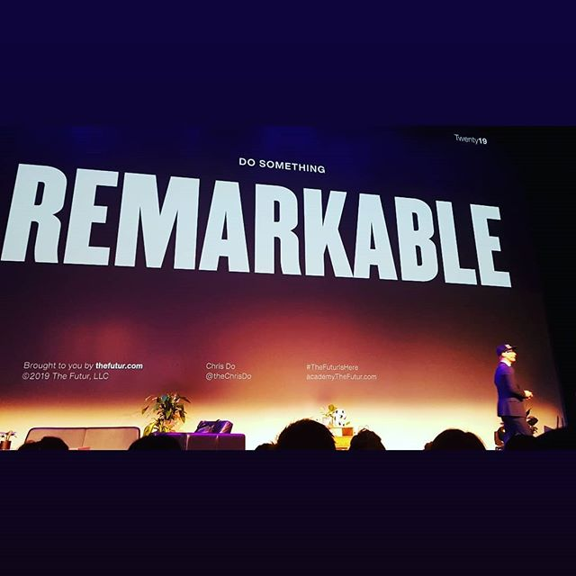 A truly #remarkable few days at @bris_powerhouse for The Design Conference @the.design.conference You missed it so just to recap you missed @thechrisdo @snasksthlm @adamjk @jamesbrown.wtf @millsustwo and a whole lot more. Thanks for putting on a show to Matthew and all his crew. If you commission designers to do any kind of work for you, start going to these events. You will see designers of all kinds I'm their raw natural state. #tdc #tdcbrisbane #thedesignconference #designconference #ineedadesigner #topdesigners #uxdesign #uidesign #ux #ui #brandidentity #brandstrategy #branding #illustrators #illustrating #wacom #youfoodz #thefutur #chrisdo #adamjk #millsisfullofit