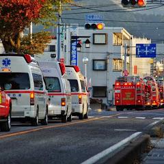 Emergency vehicle Channel《特装隊》