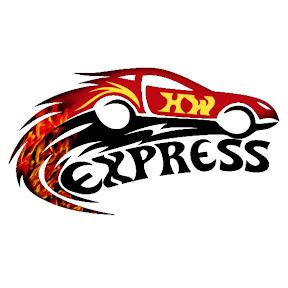 HOT WHEELS EXPRESS