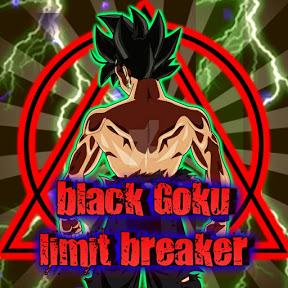 Black Goku limit breaker
