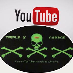 Triple X RC Garage