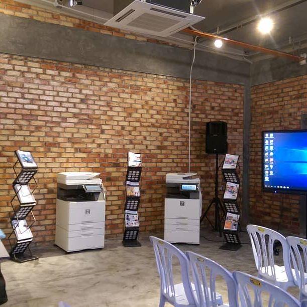 Tomorrow IDMS open day.... Ready for it.... #tomorrow #idms #idmstechnologies #technology #technologies #sharp #mfp #multifunctionprinters #photocopier #iwb #openday #productshowcase #showcase #presentation #readyforit #photography #photooftheday #photoshoot #htconem8 #shotonhtc #wwk #2k19 #seremban #malaysia