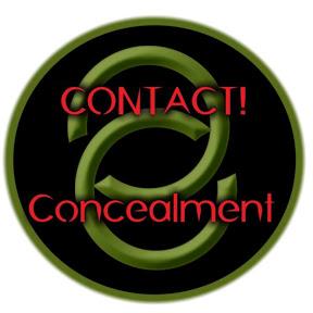 Contact! Concealment