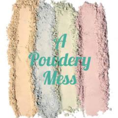 A Powdery Mess