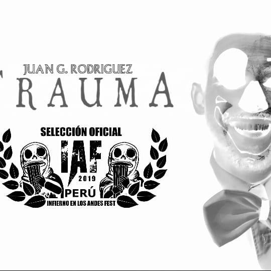 """Mientras vamos llegando al fin de este tour por festivales, me acaban de avisar que nuestro cortometraje #Trauma 🤡 fue seleccionado para competir en el festival de cine de PERÚ Infierno en los Andes Fest (#infiernofest2019) en la selección oficial: """"Cortometraje Latinoamericano"""". Agradezco al festival por la selección y felicito al equipo que formó parte de este cortometraje!. 🎉🎥🤩😁🥳 . . Dante, se somete a una hipnosis para superar su trauma. Sin embargo, los miedos de la infancia se incrementan. Él deberá enfrentarlos o seguir escapando hasta no volver a despertar. . Elenco: Axel Emilien - Leandro Tugues - Franco Salemme - Herrera Carlos Guión y Dirección: Juan G. Rodriguez . . @axelemilien @_skygazer @gabalv22 @merakiproduccion @micaelamarrapodi @carlososeayo @franco_salemme @las_cosas_mas_triviales @camifawape @ncarcagno @debymol.mua . #director #realizador #cine #cineindependiente #filmdirector #filmmaker #festival #cortometraje #cinehechoconpasion #amoralcine #festivaldecine #officialselection #horrornerd #horror #horrorfestival #horroradict #clownmakeup #fear #clown #payaso #cosquin #shortfilm #shorthorrorfilm #corto"""
