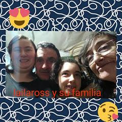 lailaross y su familia