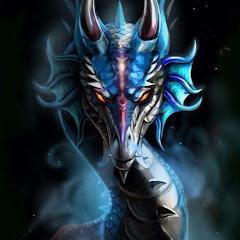 Ancient Egyptian Demonic Demi Dragon