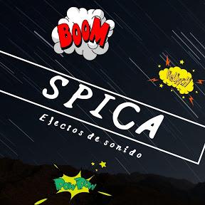 SPICA Efectos de sonido