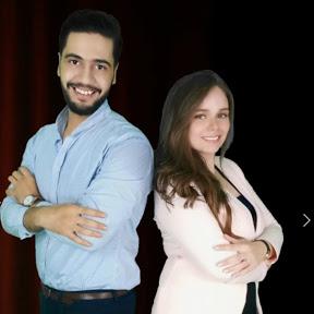 يونس محمد و مروة عزام