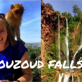 Ouzoud Falls - Topic