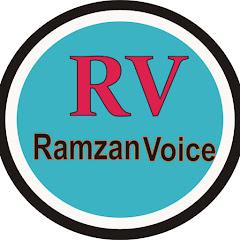 Ramzan voice
