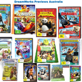 Dreamworks/Illumination Previews Australia