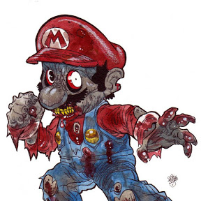 Zombie Mario Games And Vlogs