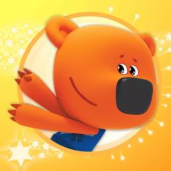 Moolt Kids Toons Happy Bear
