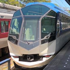 近鉄 Central train TV
