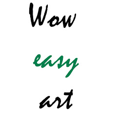 Wow easy art