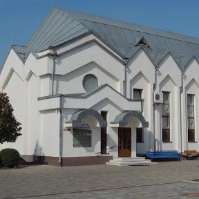 Церква БЛАГОДАТЬ м.Вараш