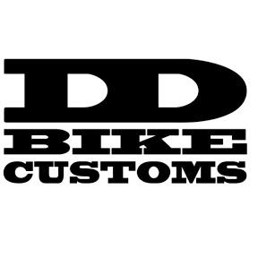 DDbikecustoms Покраска велосипедов