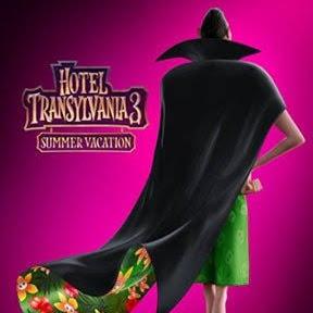 Hotel Transylvania 3: Summer Vacation - Topic
