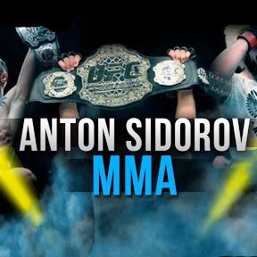 Anton Sidorov MMA