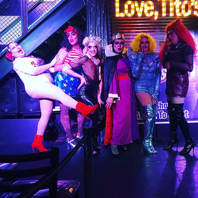 Great show last night, fun night and great memories. @bswestscottsdale #dragqueen #gay #lgbtq🌈