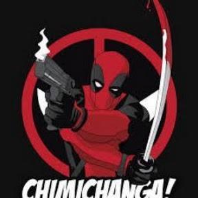 Deadpool Chimichanga