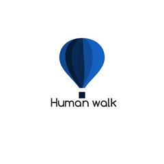 Human walk