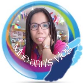 Mhe-ann's Vlog