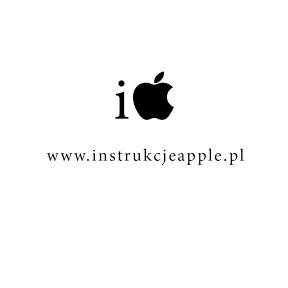 instrukcje Apple