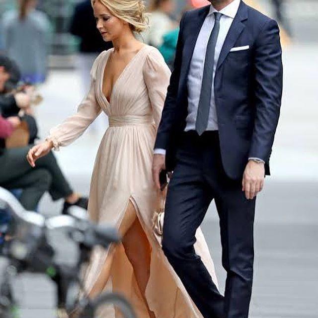 Jennifer Lawrence and Cooke Maroney se casaron por el civil en un registro en Nueva York.💍🥂 #jenniferlawrence #janniferlawrencequeen #jenlawrence #jenlawrencephoto