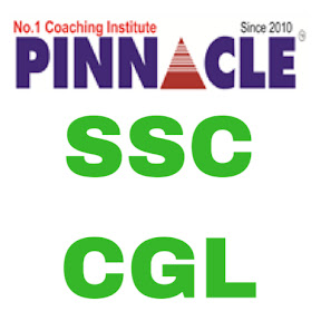 SSC CGL Pinnacle Coaching