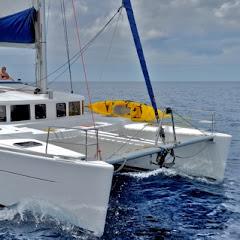 Catamaran Impi