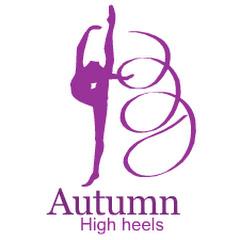 Autumn high heels