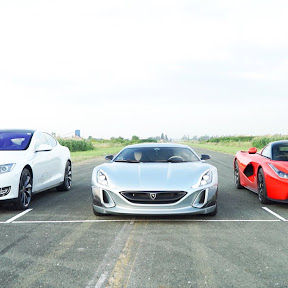 Rimac Concept One - Topic