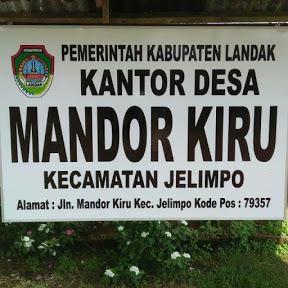 Desa Mandor Kiru