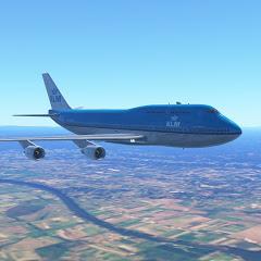 KLM 187