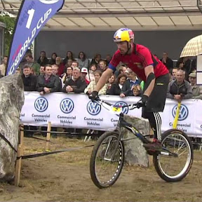 Mountain bike trials - Topic