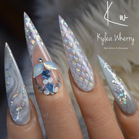 Kylea Wherry - nail artist and educator