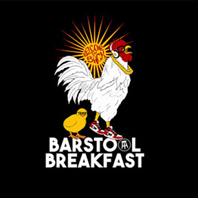 Barstool Breakfast